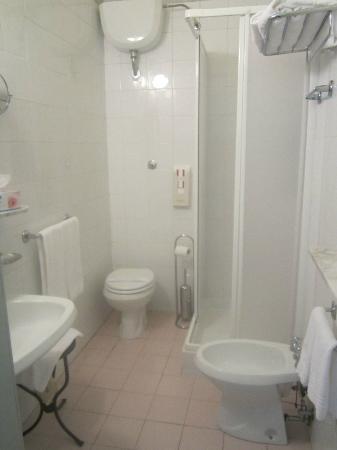 Hotel L'Antico Pozzo: bagno