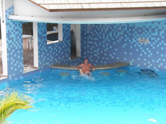 Oceano Praia Hotel: el bar en la pileta