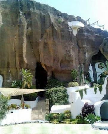 Restaurant Balague: cueva