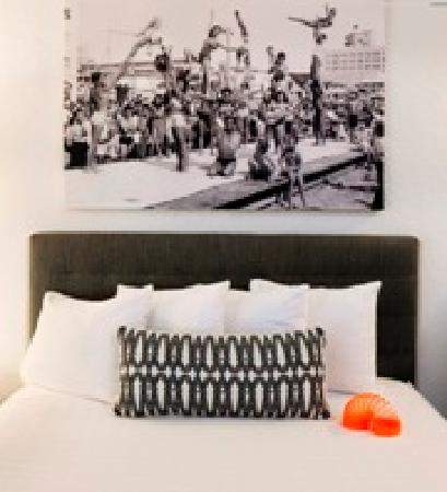 Inn at Venice Beach: Venice Beach Vibe