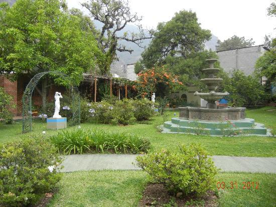Grand Hotel: Garden