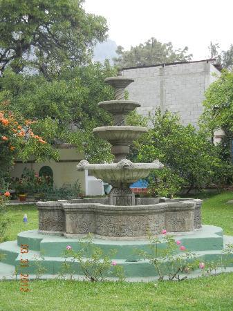 Grand Hotel : Garden