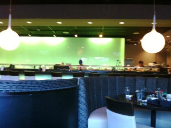 Nikko Japanese Restaurant & Sushi Bar: Nikko Sushi Bar