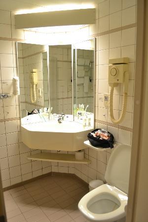 Scandic Ariadne: lavabo