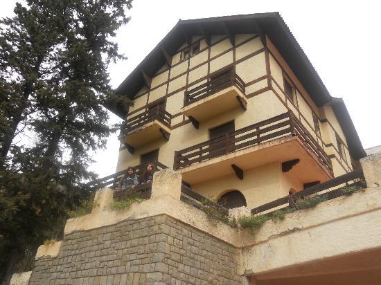 Reserva Natural Villavicencio: el hotel