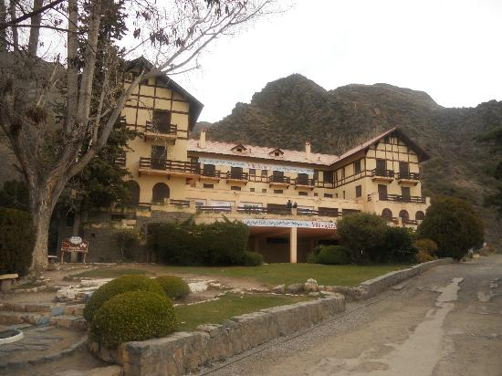 Reserva Natural Villavicencio: hotel