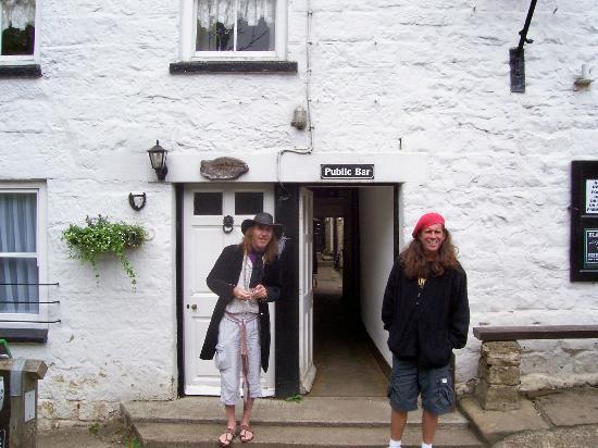 The Trevor Rooney Ghost Walk of York : Birch Inn @ Beck Hole