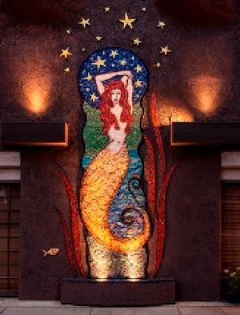 Inn at Venice Beach: Our Mermaid