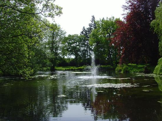 Hotel Schloss Tremsbüttel: Park