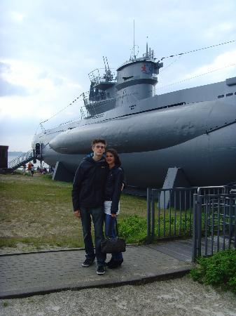 Hotel Schloss Tremsbuttel : Kiel Laboe Ausflugsziel Marinedenkmal