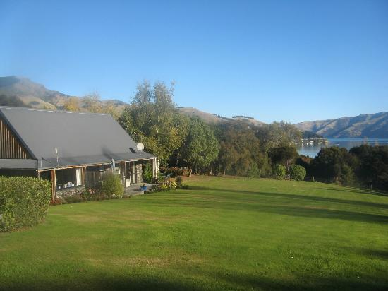 Akaroa Cottages - Heritage Collection: Reception and grounds