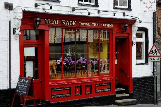 Thai Rack  |  13 George Street, St Albans