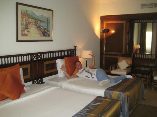 Maritim Jolie Ville Royal Peninsula Hotel & Resort: Room 5409