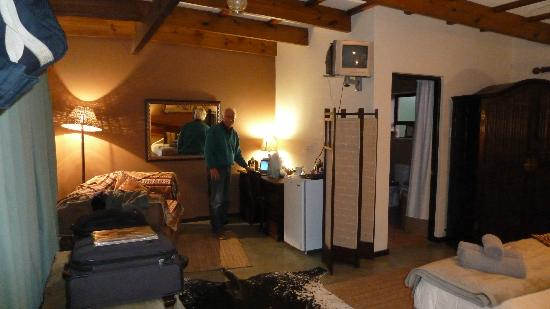 Dungbeetle River Lodge: Our room - Big Five