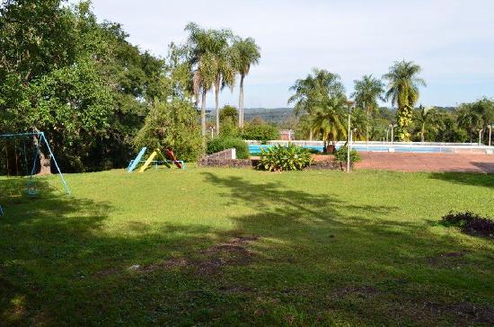 Hotel ACA Eldorado: Playground