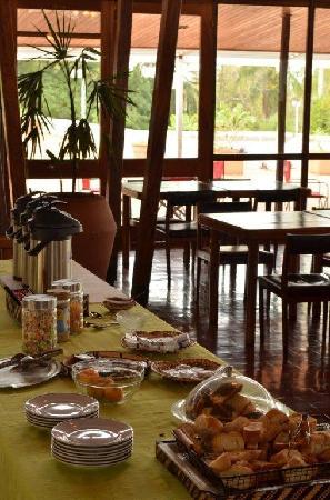Hotel ACA Eldorado: Breakfast