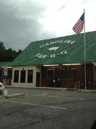 Carolina Bar B Q: Carolina BBQ