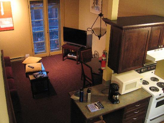 Swans Hotel & Brewpub: 3