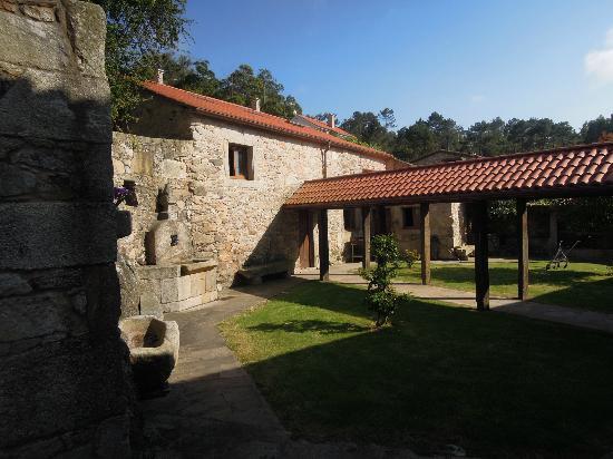 Garden at Costa Caion