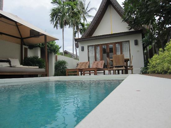 SALA Samui Resort And Spa: suite villa con piscina