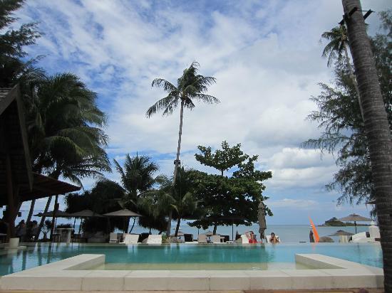 SALA Samui Resort And Spa: piscina 1