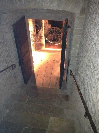 Cabalus : Stairs to Rooms