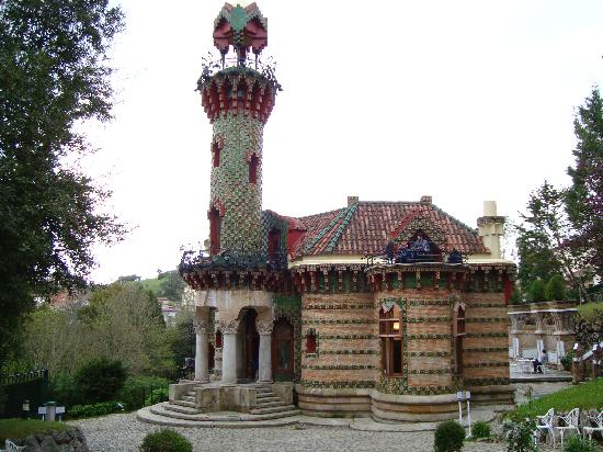 Comillas, Spain: Capricho de Gaudo