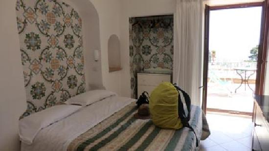 Hotel 4 Stagioni: Room
