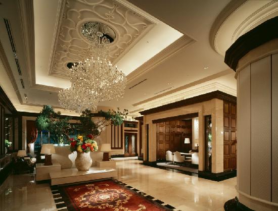 Hotel La Suite Kobe Harborland: ロビー