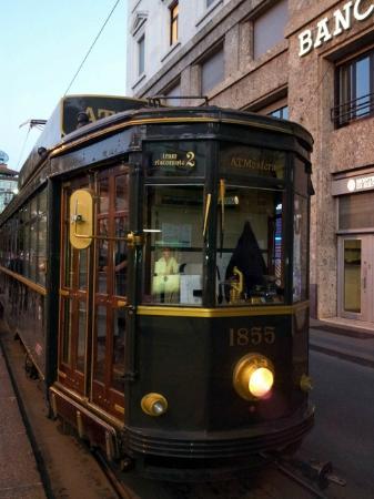 Tram Ristorante ATMosfera: Tranvía