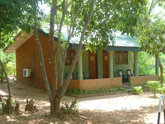 Peacock Solitude Minneriya: cottage