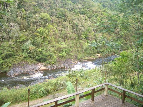 Black Rock Lodge: River
