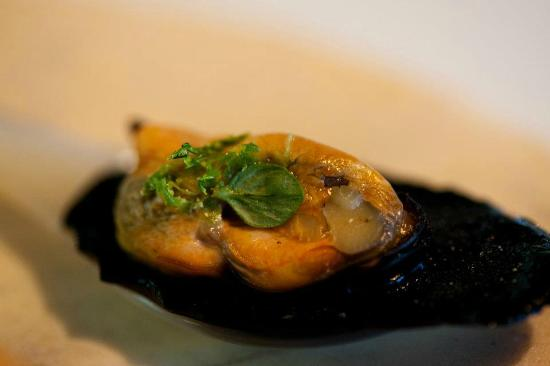 El Celler de Can Roca : Mussel