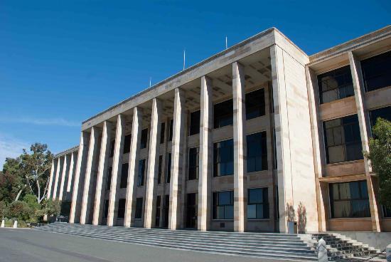 Parliament House: Perth's Parliament
