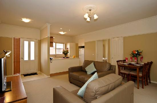 Traralgon Serviced Apartments: Gwalia Apartment