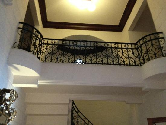 Condesa Haus: Inner balcony