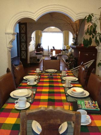 Condesa Haus: Dining room