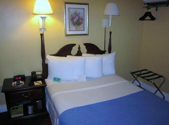 Milner Hotel: ホテル室内