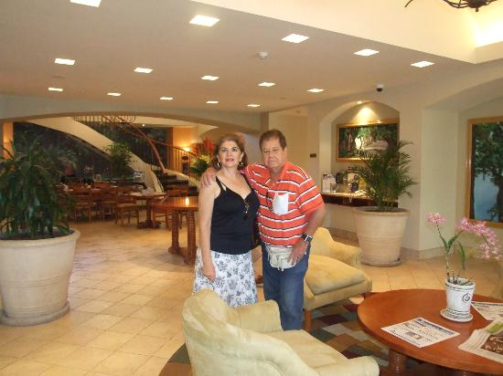 Sleep Inn Hotel Paseo Las Damas: looby del hotel sleep inn