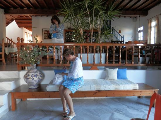 Vienoula's Garden: lobby