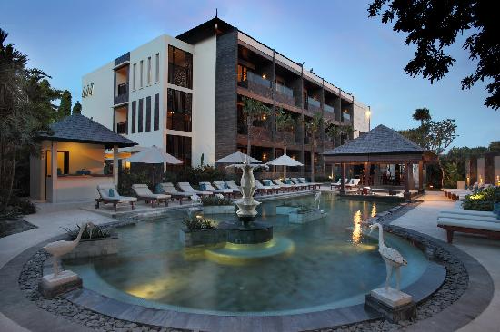 The Seminyak Beach Resort & Spa: The Room Garden Wing