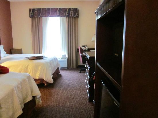 Hampton Inn Indiana : Room