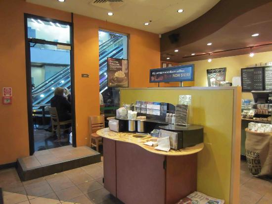 Starbucks at The Majestic Centre : Inside Starbucks