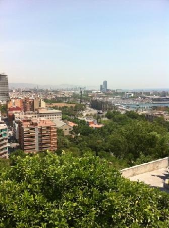Teleférico del Puerto: the view