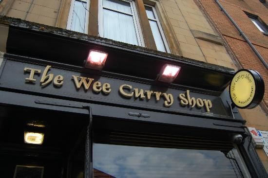 Best Curry Meal Ever Picture Of Wee Curry Shop Glasgow