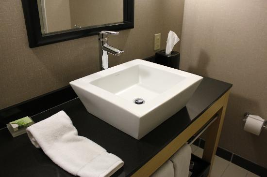 Cambria hotel & suites Noblesville - Indianapolis: Nice touch