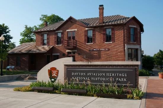 Dayton Aviation Heritage National Historical Park: The Wright Cycling Co.