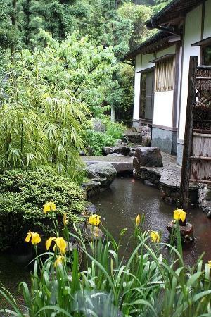 Beppu Showaen: Garden