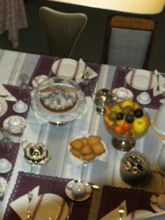 Casavaliversi B&B: Fabulous breakfast!
