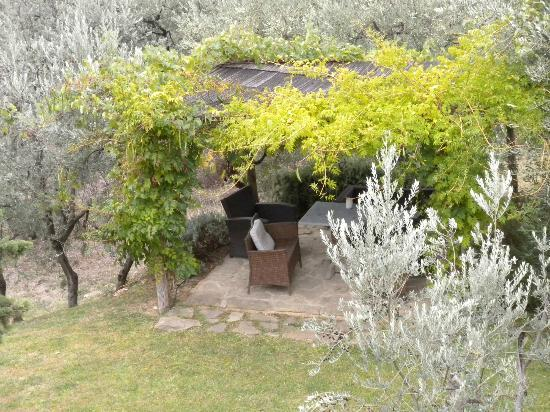 Casavaliversi B&B: Wonderful outdoor spaces to enjoy.